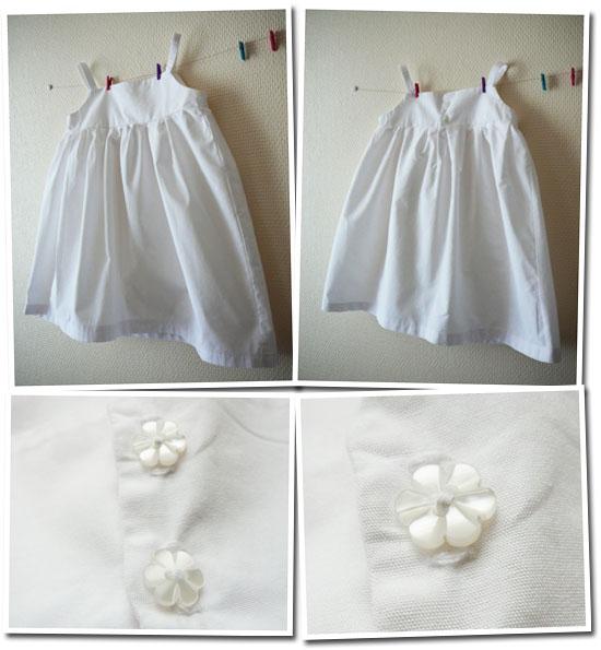 robe à bretelles
