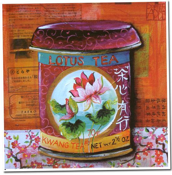 Carte lotus