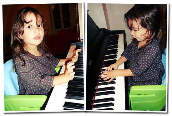 Luna au piano