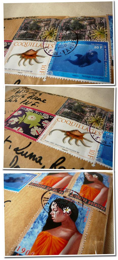 Tahiti gift